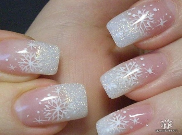 Christmas Acrylic Nail Designs2