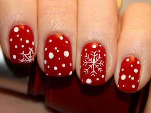 christmas nail designs pictures1