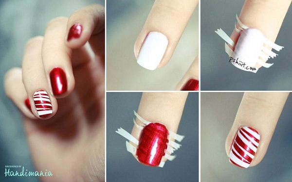 easy christmas nail designs2