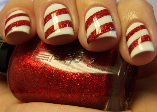 nail art designs christmas