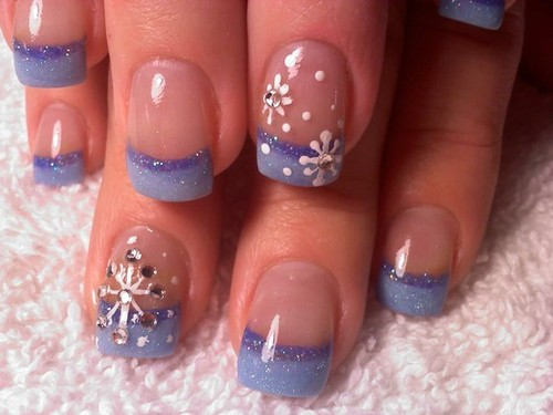 nail art designs for Christmas
