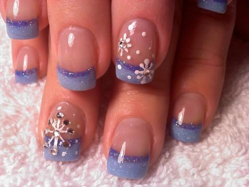 nail art designs for Christmas