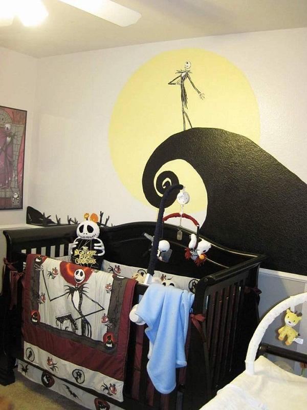 22 Halloween Bedroom Ideas – Cathy