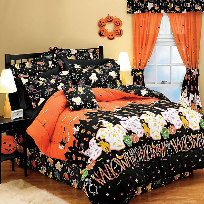 22 Halloween Bedroom Ideas Cathy