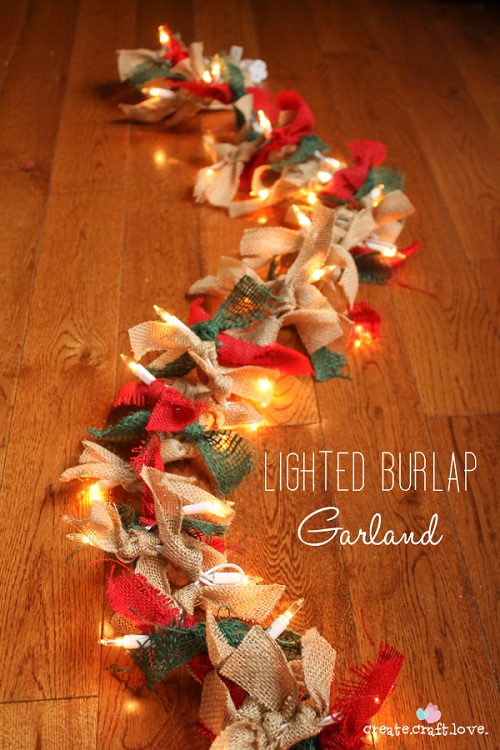 20 DIY Christmas Party Decorations Ideas - Cathy